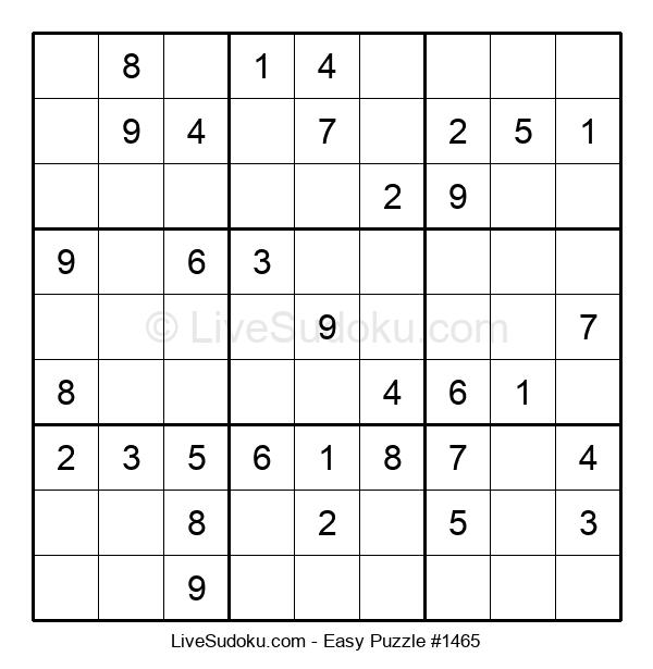 Beginners Puzzle #1465