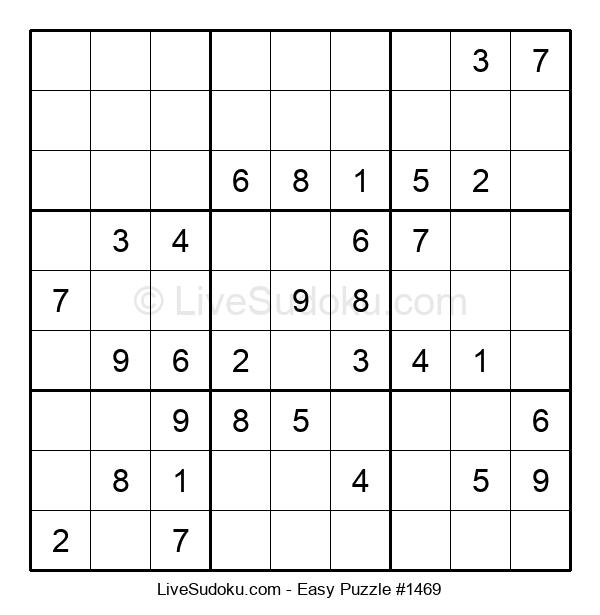 Beginners Puzzle #1469