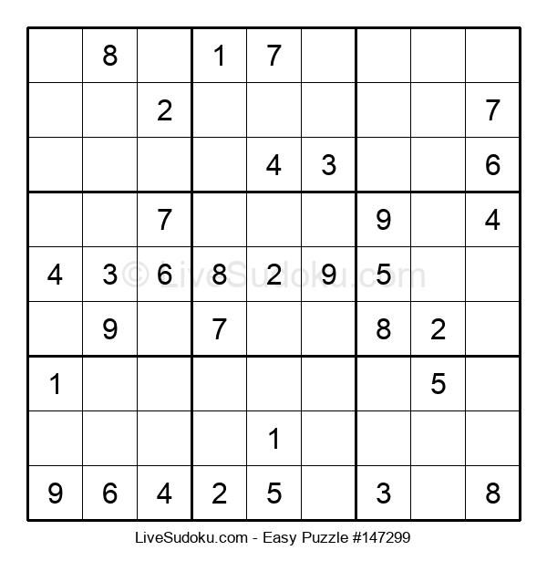 Beginners Puzzle #147299