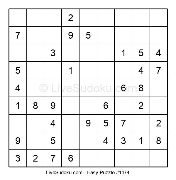 Beginners Puzzle #1474