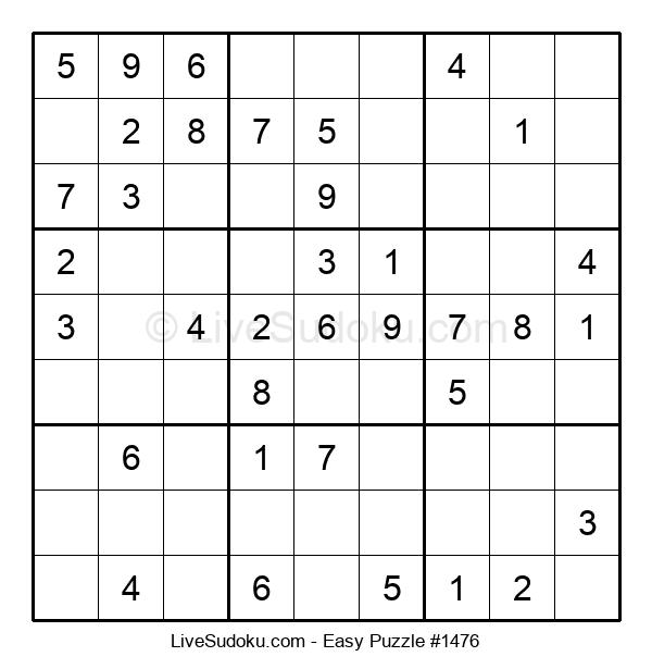 Beginners Puzzle #1476