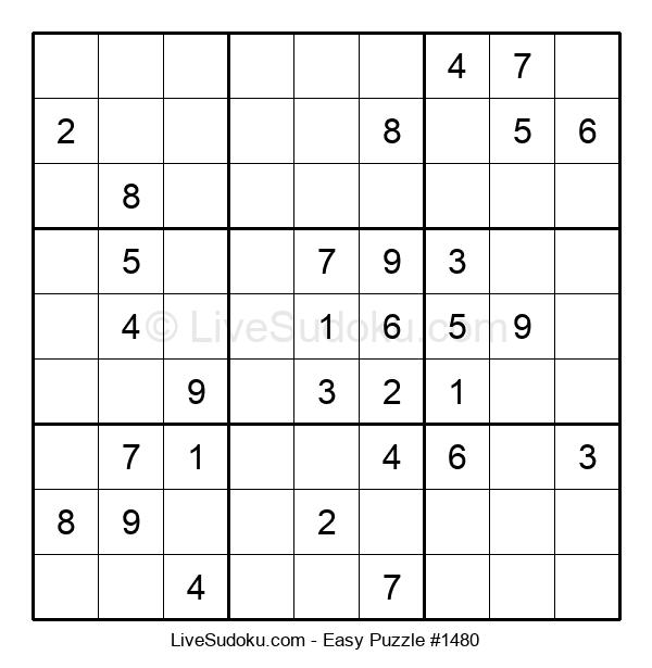 Beginners Puzzle #1480