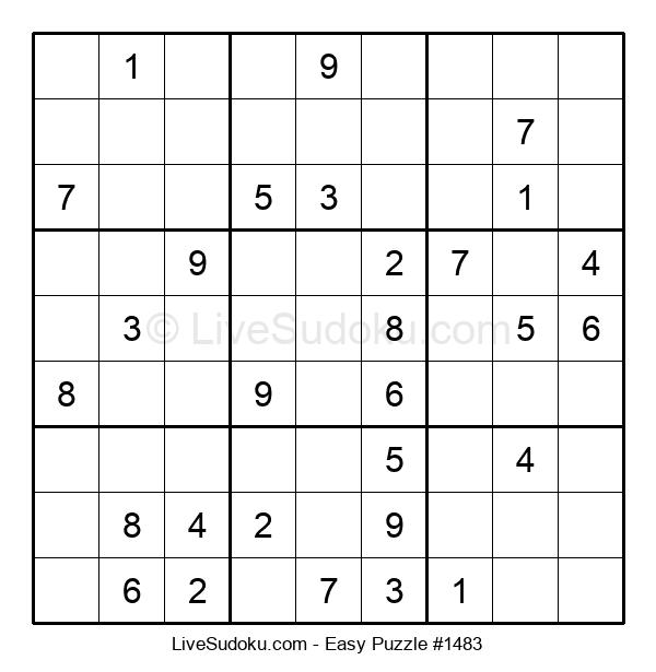 Beginners Puzzle #1483