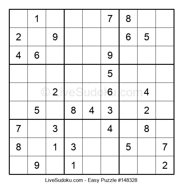 Beginners Puzzle #148328