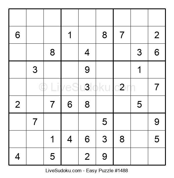 Beginners Puzzle #1488