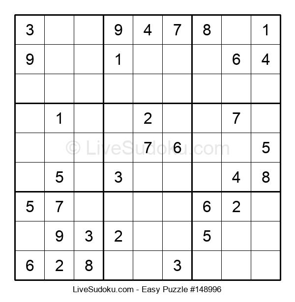 Beginners Puzzle #148996