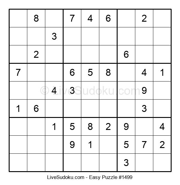Beginners Puzzle #1499