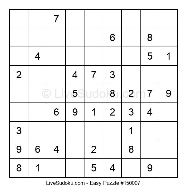 Beginners Puzzle #150007
