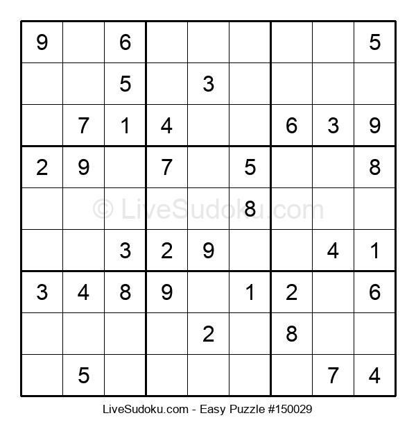 Beginners Puzzle #150029
