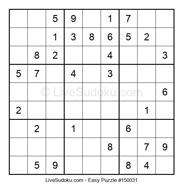 Beginners Puzzle #150031