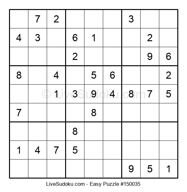Beginners Puzzle #150035