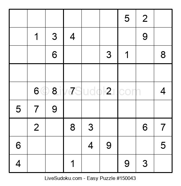 Beginners Puzzle #150043