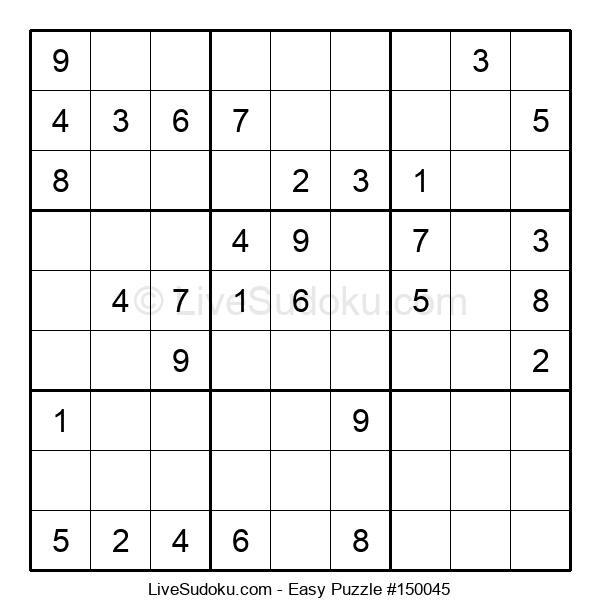 Beginners Puzzle #150045