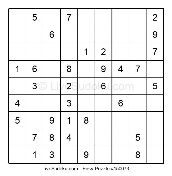 Beginners Puzzle #150073