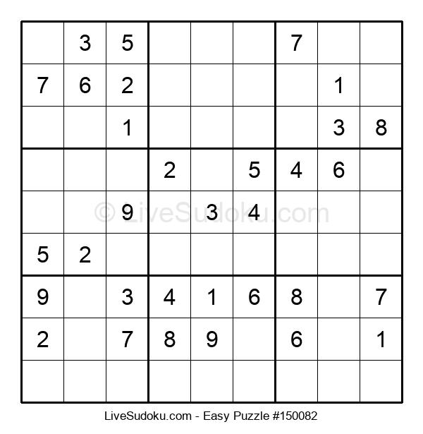 Beginners Puzzle #150082