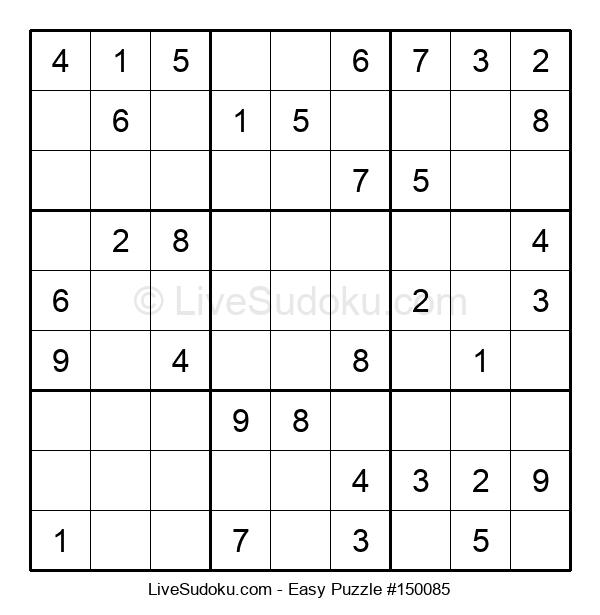 Beginners Puzzle #150085