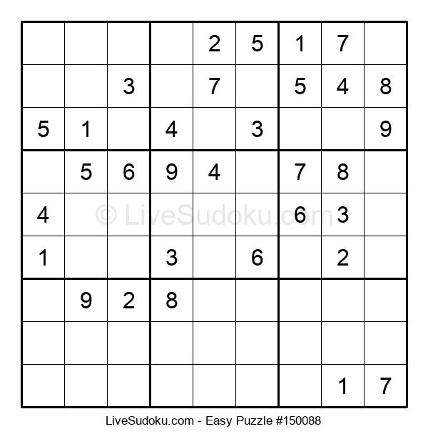 Beginners Puzzle #150088