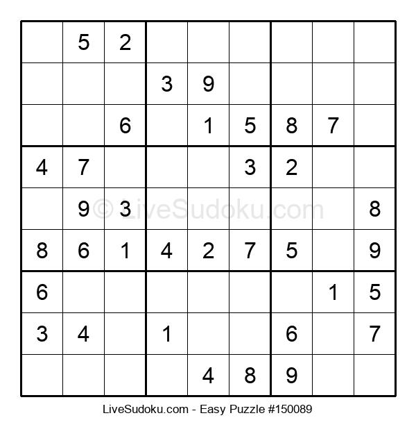 Beginners Puzzle #150089