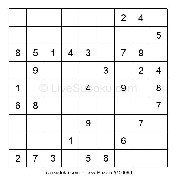 Beginners Puzzle #150093
