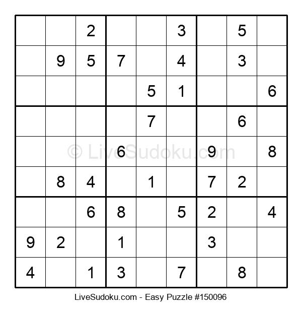 Beginners Puzzle #150096