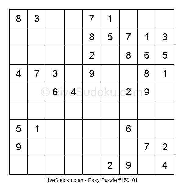 Beginners Puzzle #150101
