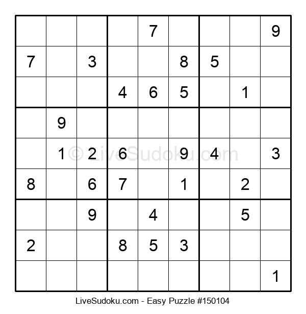 Beginners Puzzle #150104