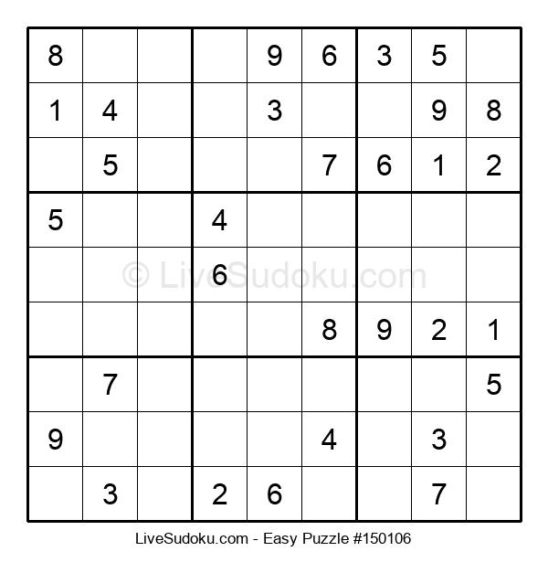 Beginners Puzzle #150106
