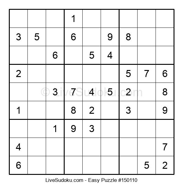 Beginners Puzzle #150110