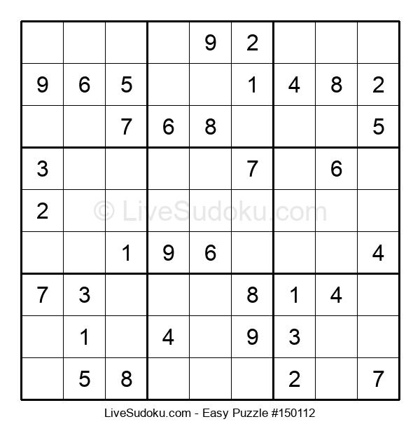 Beginners Puzzle #150112