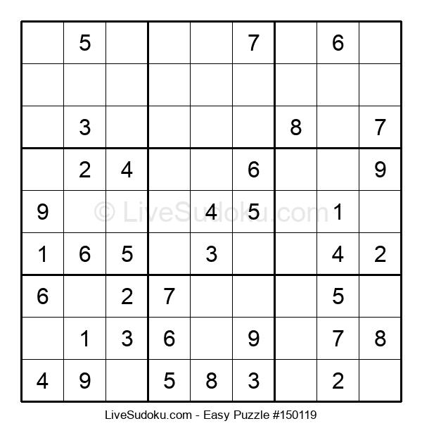 Beginners Puzzle #150119