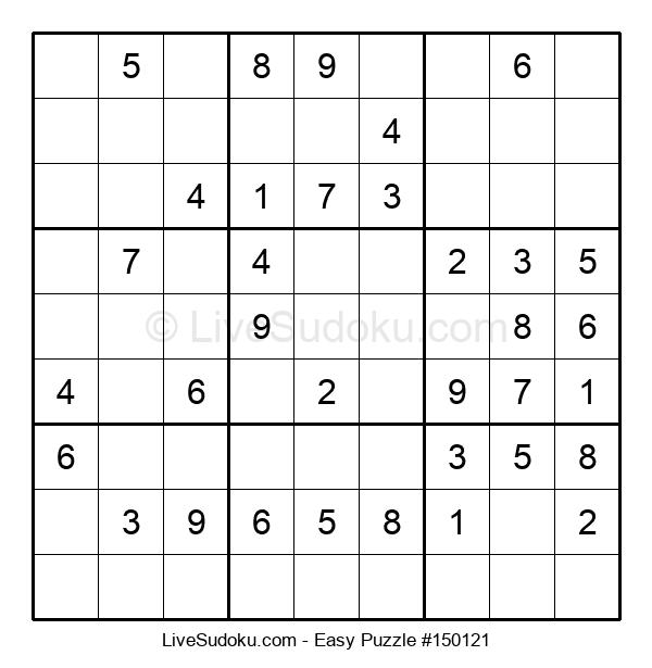 Beginners Puzzle #150121