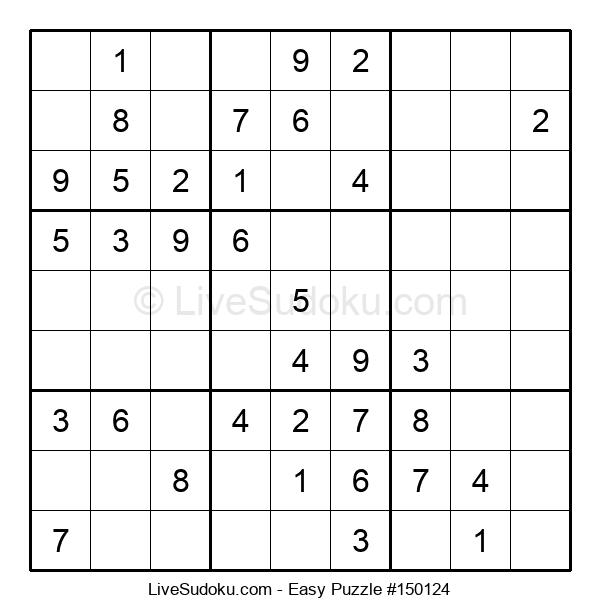 Beginners Puzzle #150124