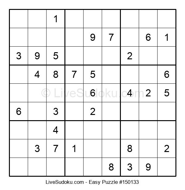 Beginners Puzzle #150133