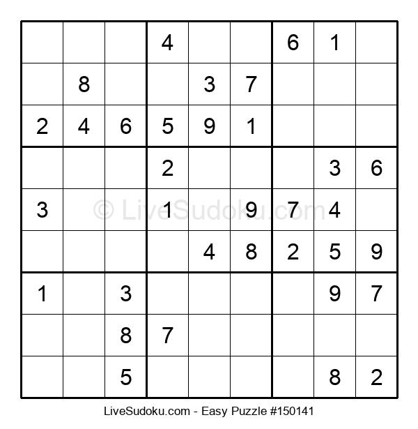 Beginners Puzzle #150141