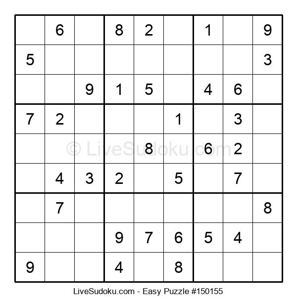 Beginners Puzzle #150155
