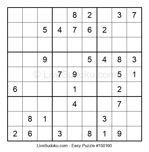Beginners Puzzle #150160