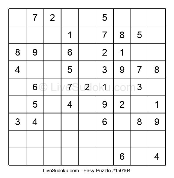 Beginners Puzzle #150164