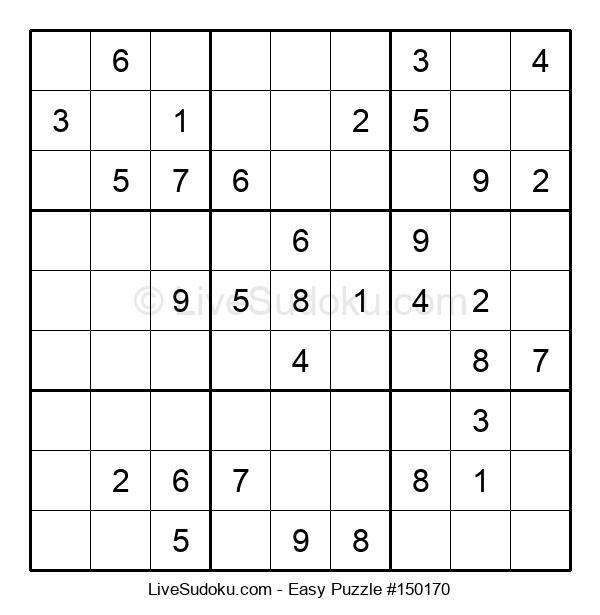 Beginners Puzzle #150170
