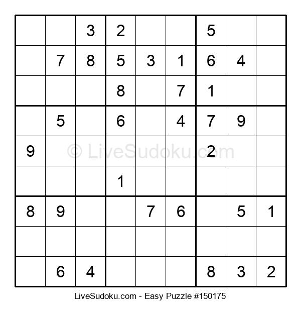 Beginners Puzzle #150175