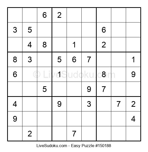 Beginners Puzzle #150188
