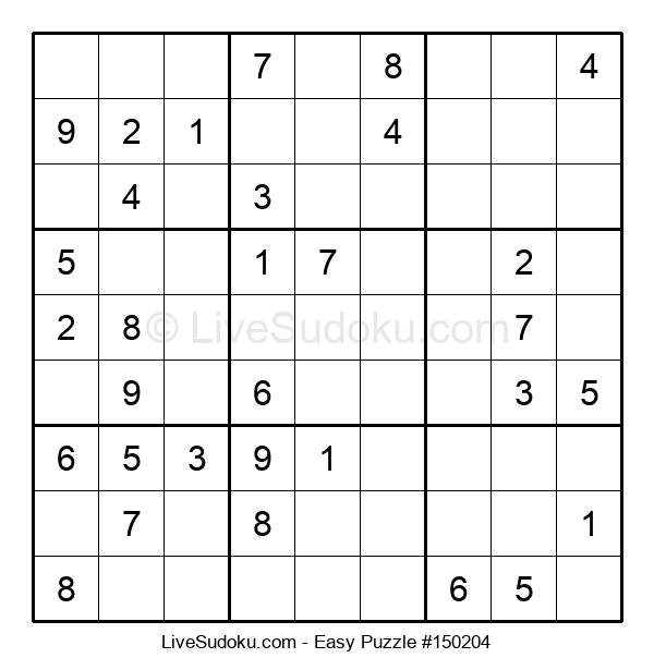 Beginners Puzzle #150204