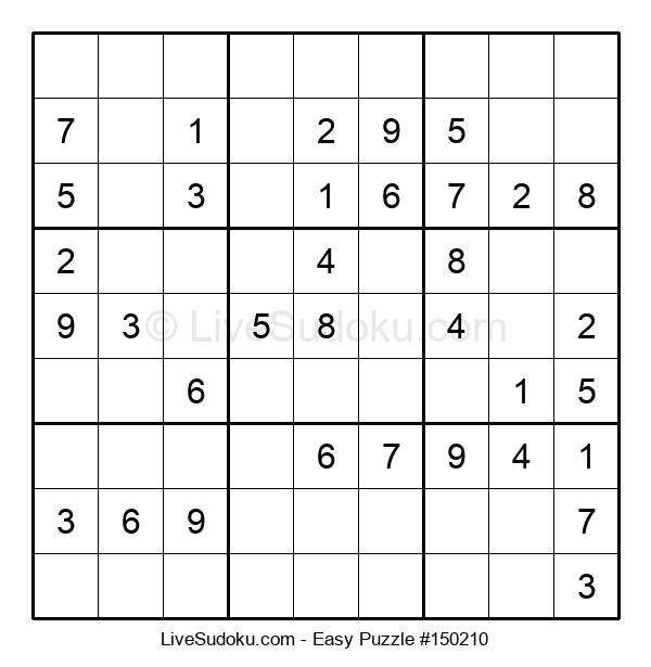 Beginners Puzzle #150210