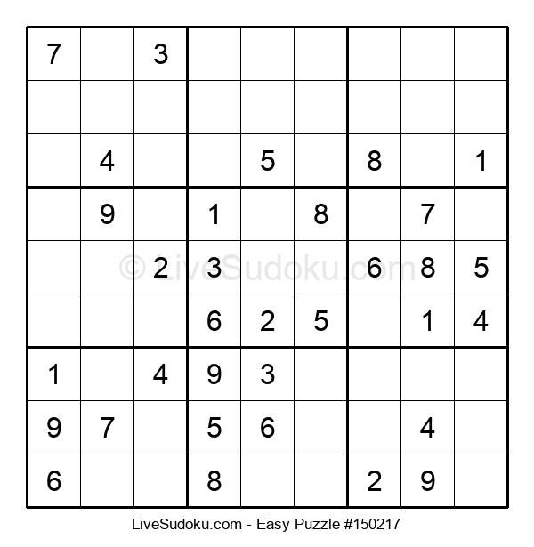 Beginners Puzzle #150217