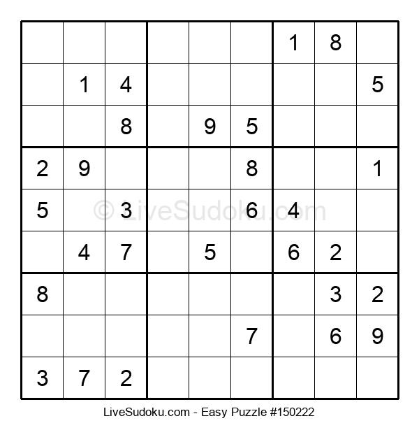 Beginners Puzzle #150222