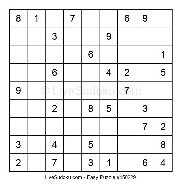 Beginners Puzzle #150229