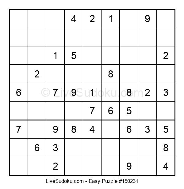 Beginners Puzzle #150231