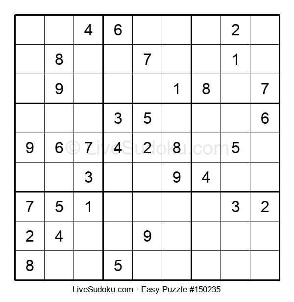 Beginners Puzzle #150235