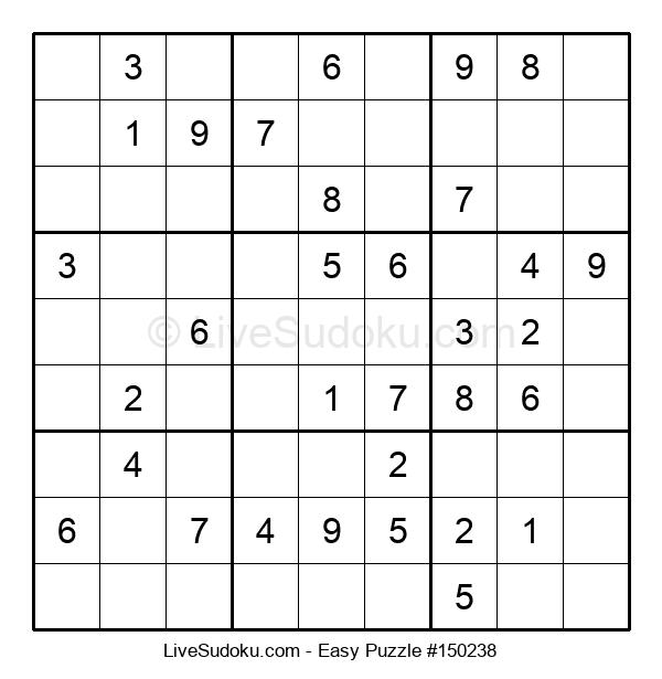 Beginners Puzzle #150238