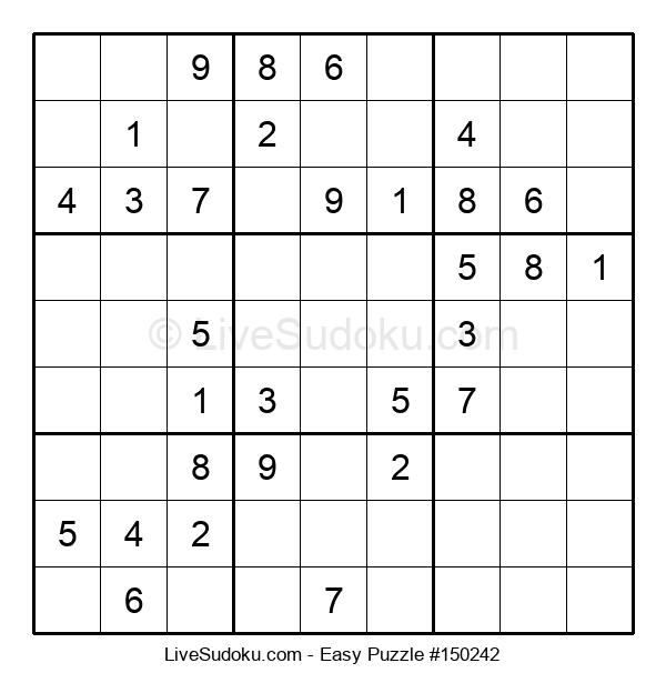 Beginners Puzzle #150242