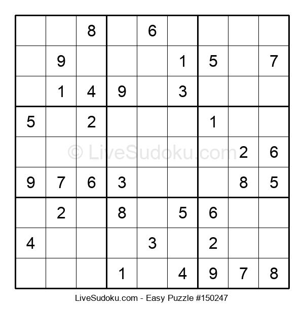 Beginners Puzzle #150247